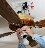 Ceiling Fan Repair and Installation in Singapore