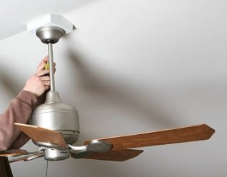 install and repair ceiling fan